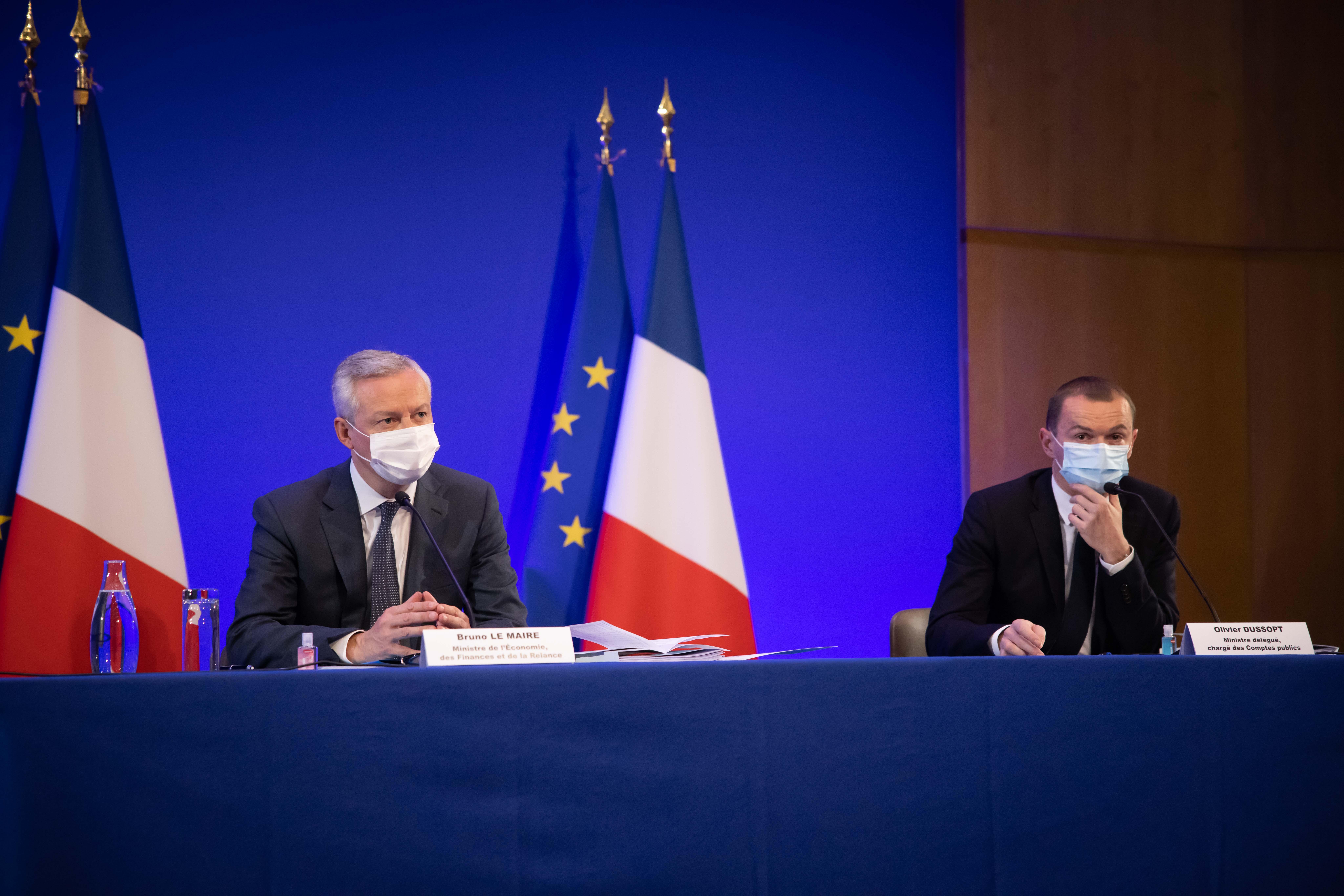 Projet De Loi De Finances 2021 Calendrier Présentation du projet de loi de finances pour 2021 | budget.gouv.fr